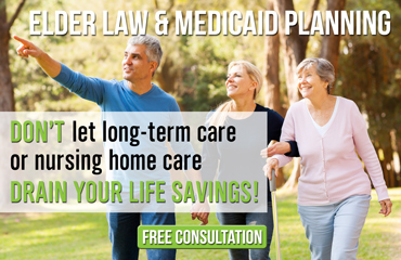 Nursing home planning elder law